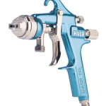 Binks HVLP spray guns