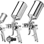 Vaper 19220 HVLP Triple Set-Up Spray Gun