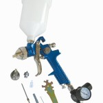 HVLP Spray Gun From Tool Force (A-C1 50 PSI)