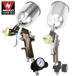 Professional Grade 1 7mm HVLP Air Spray Gun